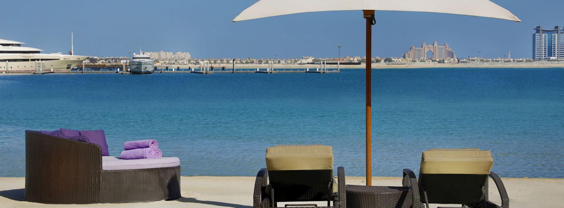 Meridien Mina Pool and Beach